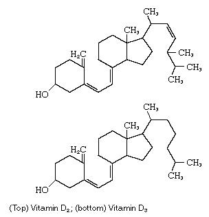 Vitamin D1 Structure Vitamin D, the new sup...
